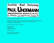 Bild Paul Lindemann Sanitär Heizung Lüftung