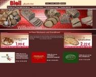 Bild Bäckerei u. Konditorei Bleil GmbH