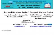 Bild Bedorf Bernhard Dr.med. Ärzte für Chirurgie , Epping Markus Dr.med. Ärzte für Chirurgie