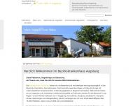 Bild Bezirkskrankenhaus Augsburg