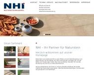 Bild NHI Natursteinhandel GmbH & Co.KG