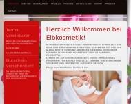 Bild Webseite Kosmetikstudio Hamburg