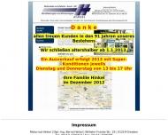Website Motorräder & Standheizungen Hinkel