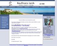 Bild Baufinanz Janik