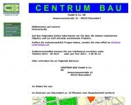 Bild CENTRUM BAU GmbH & Co. KG