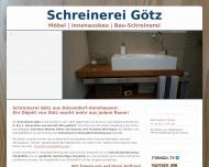 Bild Schreinerei Götz GmbH