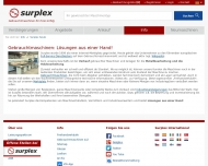 Website Surplex