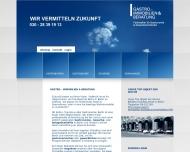 Bild Webseite GASTRO.-Immobilien & Beratung Berlin