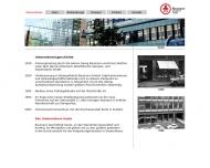 Website C. P. Baumann Online Medien