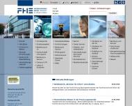 Bild Fakultät Wirtschaft-Logistik-Verkehr - Fachhochschule Erfurt