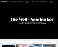 Bild Webseite Parasol Island Düsseldorf