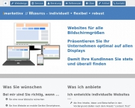 Website imarketinx.de