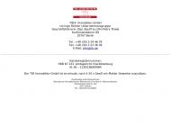 Website TIB Immobilien