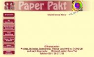 Bild Paper Pakt
