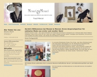 Bild Webseite Menzel Traudl Berlin