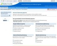 Bild Google AdWords Agentur / Internet-Marketing Agentur