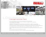 Bild Webseite Mebau Essen