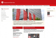 Website Bundesknappschaft