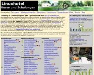 Bild Linuxhotel Villa Vogelsang