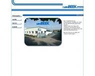 Bild van Beek GmbH