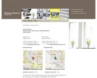 Website Kaiser & Sozien