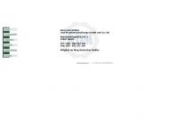 Bild Webseite Anno Immobilien und Projektentwickung Berlin