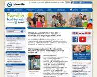 Bild Lebenshilfe für Menschen mit geistiger Behinderung e.V.