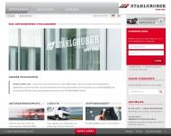 Website STAHLGRUBER