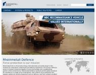 Bild Rheinmetall Defence Electronics GmbH