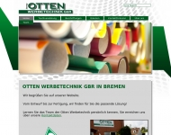 Werbetechnik Bremen - Otten Werbetechnik