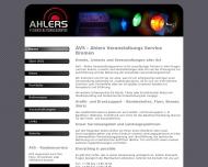 Bild AVS Ahlers Veranstaltungsservice