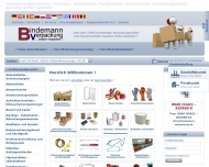 Bild Verpackungsmaterial - Kartons, Klebeband, Flachbeutel, Stretchfolie ...