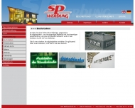 Website sp-werbung swen peter heine