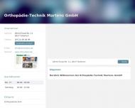 Bild Orthopädie-Technik Martens GmbH