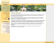 Bild Webseite AXISA Music Berlin