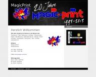 Bild Magic-Print