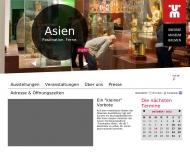 Bild Webseite bersee-Museum Bremen