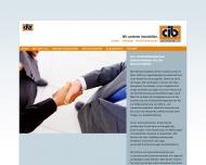 Website CIB Generalübernehmer