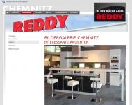 Website KEV Küchen- u. Elektrovertriebsges. in Chemnitz ACC