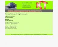 Website Keygubatli Transporte, C. Keygubatli