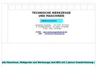 Bild TWM Wöhler, Technische Werkzeuge und Maschinen