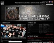 Website Century Media Records