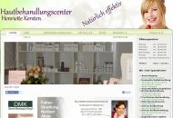 Website Henriette Kersten