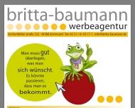 Bild Werbeagentur Britta Baumann