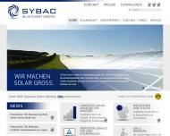 SYBAC Solar GmbH