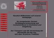 Website M. Kowalkowski