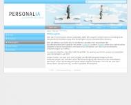 Philosophie - Personalia GmbH