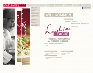 Website Vapiano Dortmund