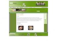 Website Kyoto Japanisches Restaurant
