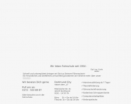 Website Husemann Fahrschule